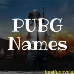 100+ Best, Good and Famous PUBG Clan Names and Crew Names Ideas